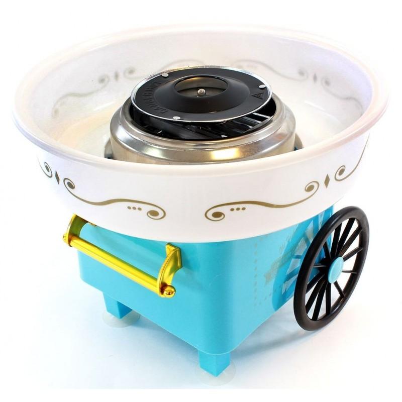 Výrobník cukrové vaty Aptel AG137C modrý