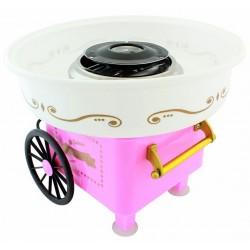 Výrobník cukrové vaty Aptel AG137B růžový