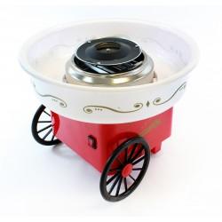 Výrobník cukrové vaty Aptel AG137D červený